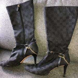 Gucci Boots size 8